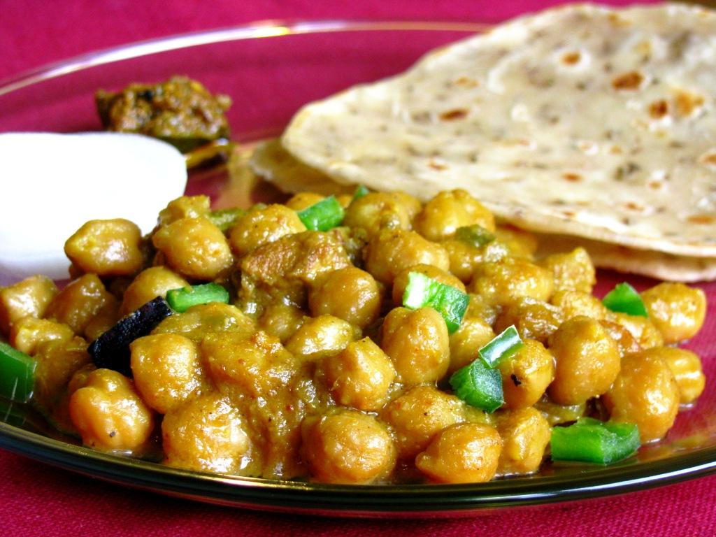 Chana Masala - Girl Who Thinks