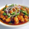 Chana masala curry